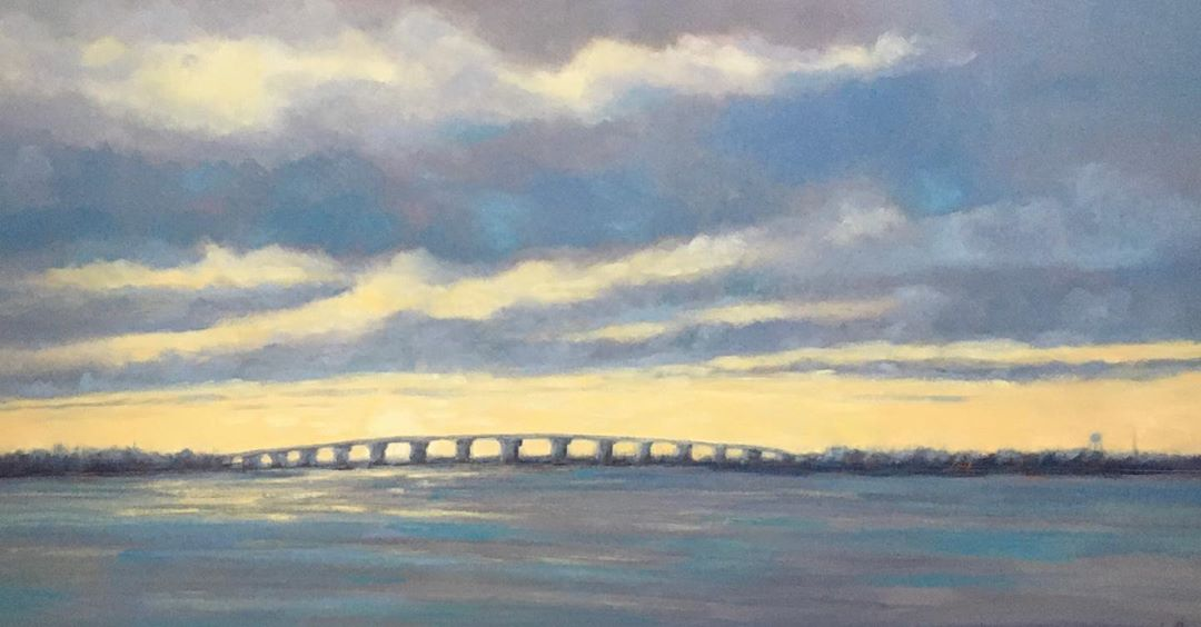 LBI Island Life Art Show  opens Friday August 14th – 23rd. I delivered new paintings…