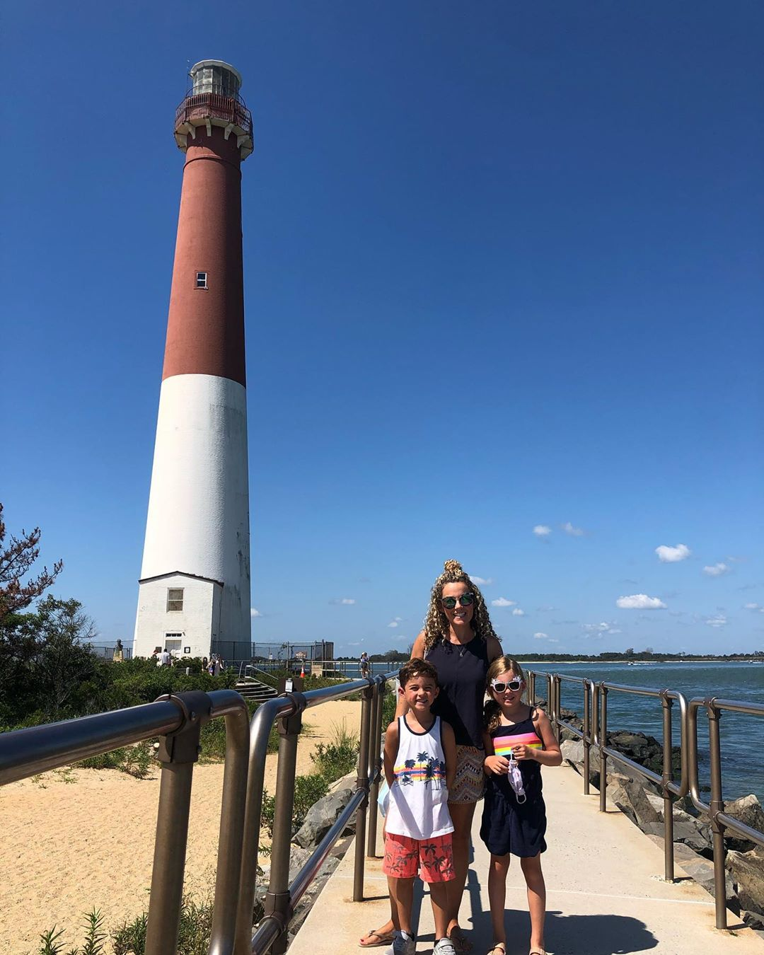 LBI It wouldn't be a trip to LBI without a visit to the lighthouse. Everytime we're …