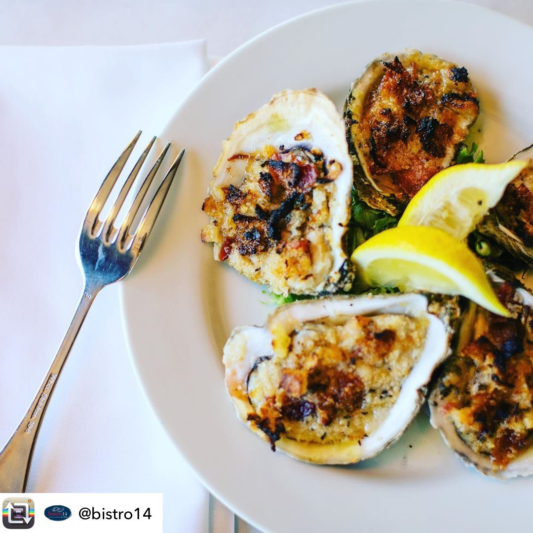 LBI It's a roasted oyster kind of night! Fresh, locally raised & harvested oysters, …