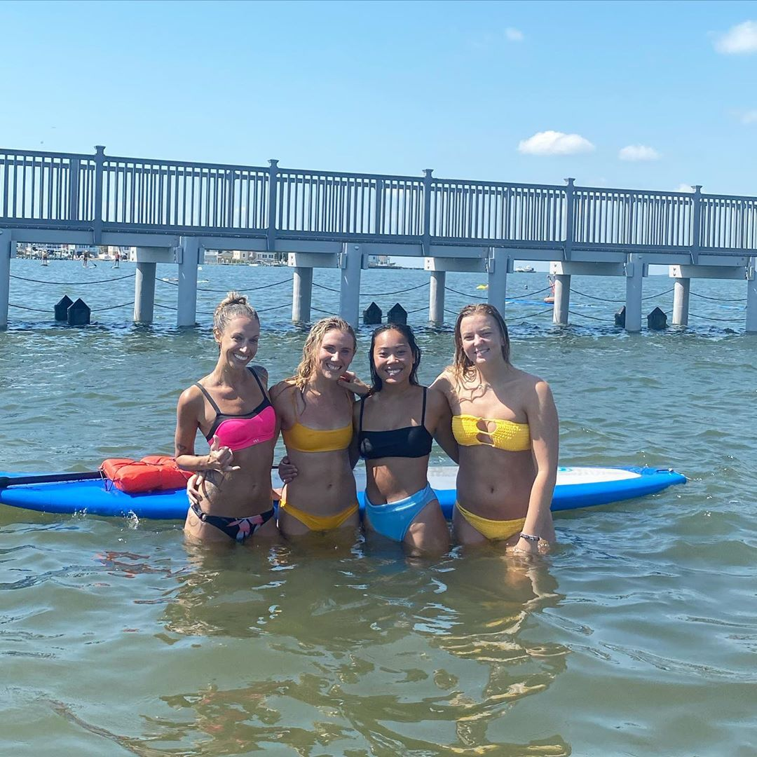 LBI It's still SUP season ~ grab your gang and book a class (  ) Our schedule has sh…