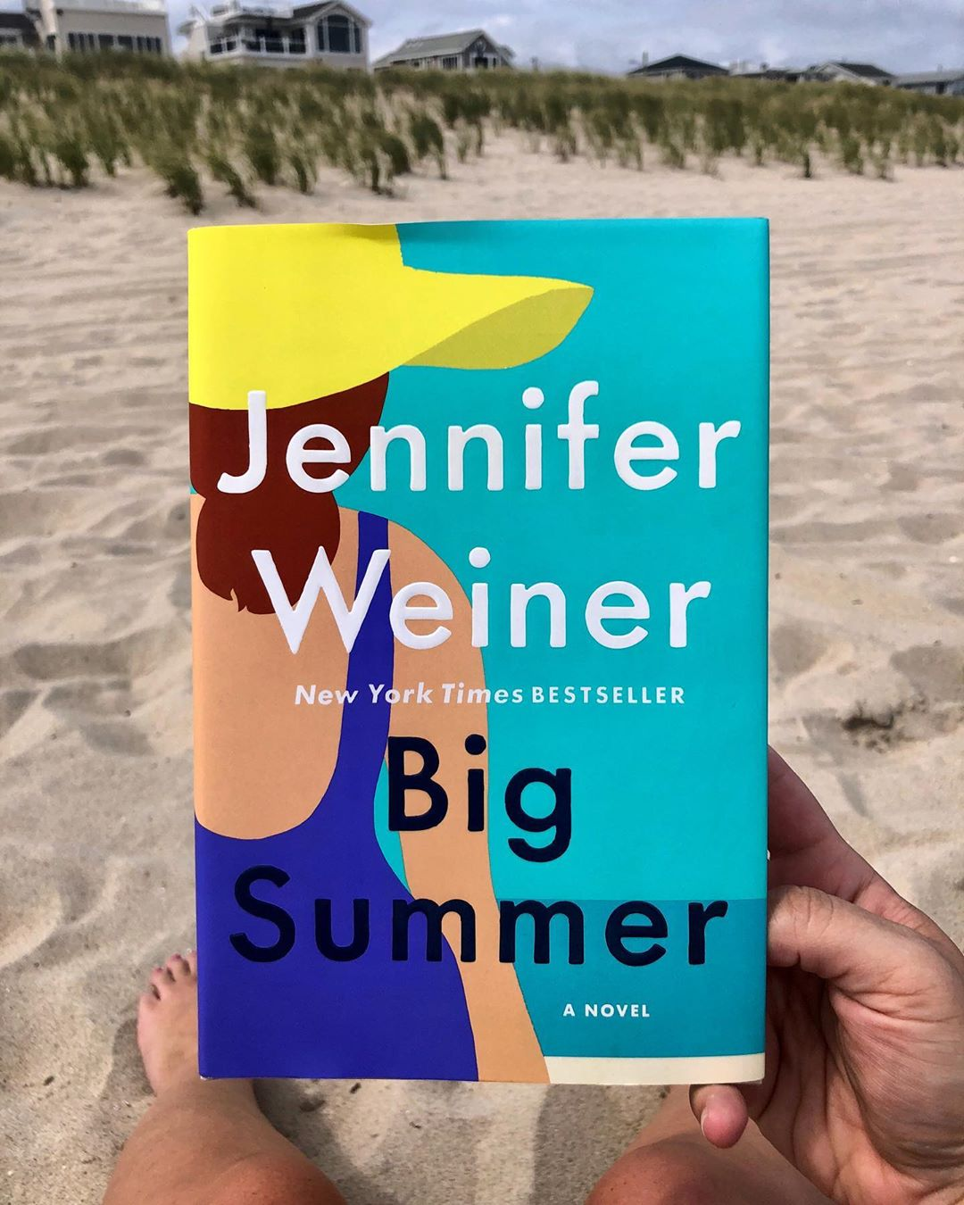 LBI I've been saving all of my summer reads for LBI. Can't wait to read this one!   …