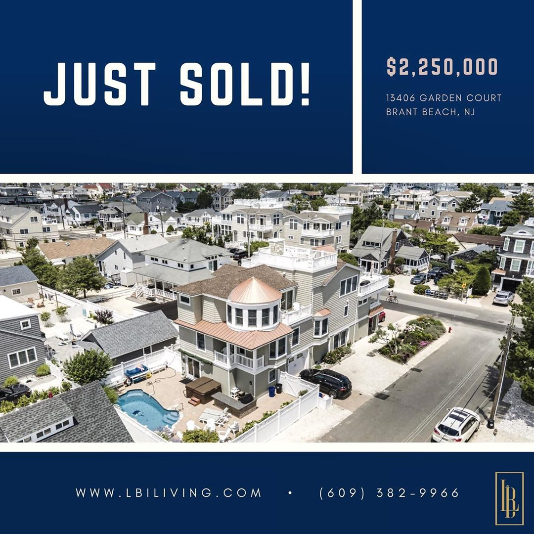 LBI J U S T  S O L D . We're happy to announce that 13406 Garden Ct. has officially …
