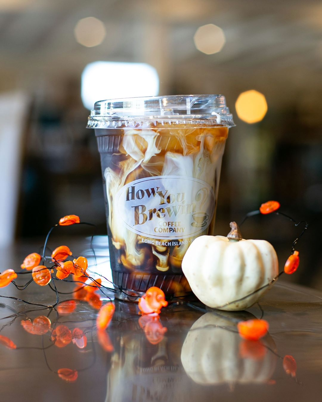 LBI JAZZY JACK-O-LANTERN  cold brew has returned to our taps! Drink in delicious not…
