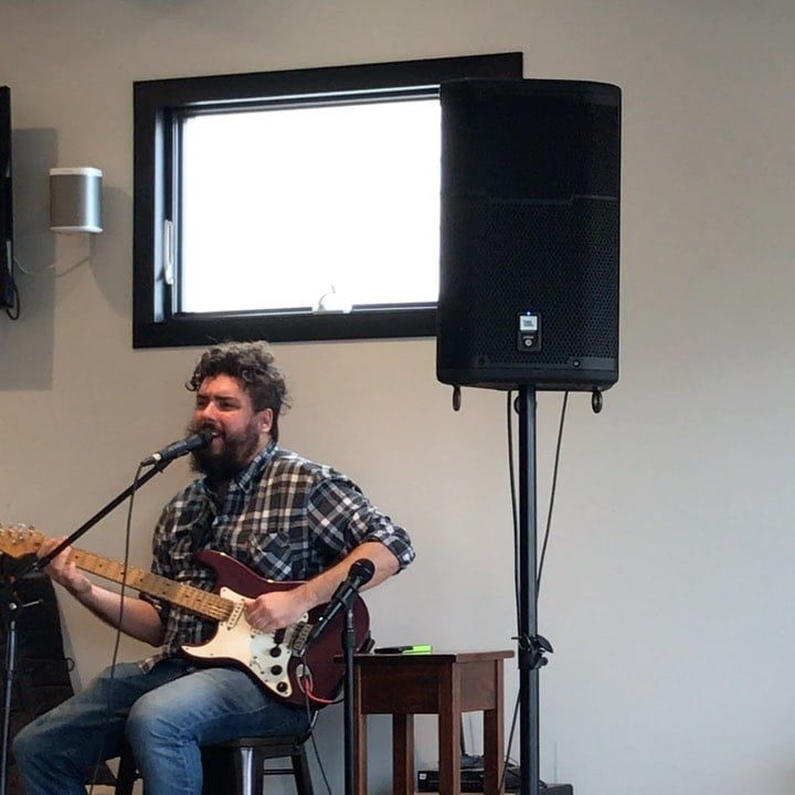 LBI Kudos to How you brewin? Live music til 3 pm for National Coffee Day.  Come Chec…