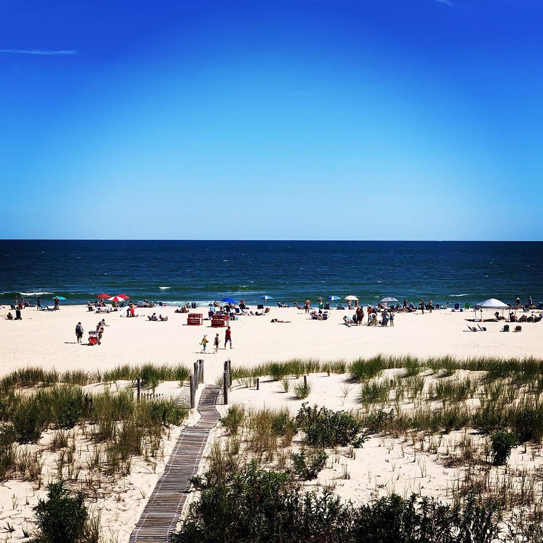 LBI Labor Day Weekend is here and it's a beauty! Perfect weather to start off Septem…