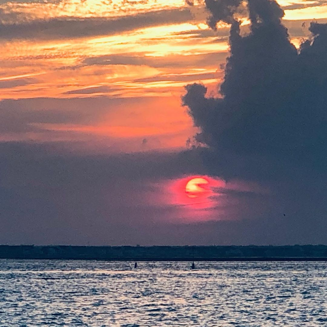 LBI Last night's sunset.    …