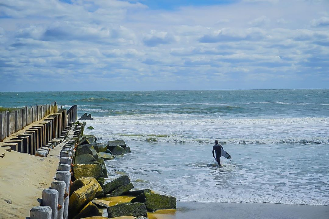 LBI Life is a lot like surfing… When you get caught in the impact zone, you've got t…