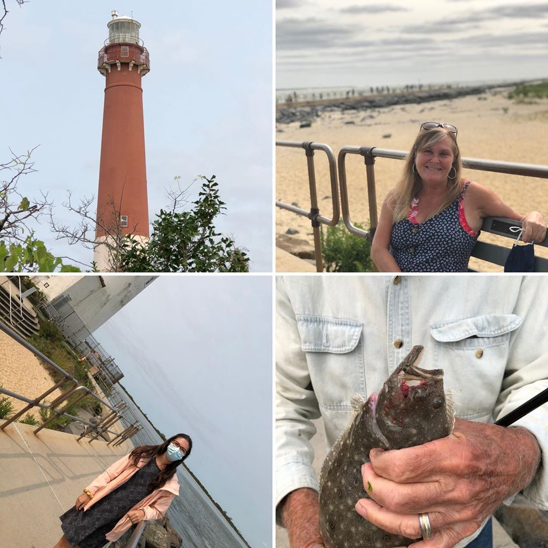 "LBI ""Lighthouses are not just stone, brick, metal, and glass. There's a human story …"