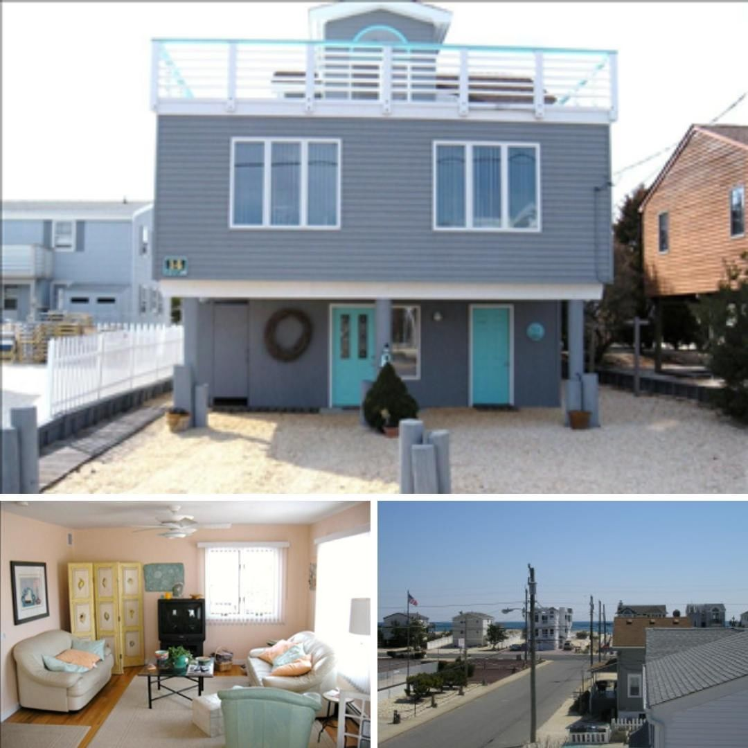 LBI Located on the bay side, this  vacation rental is also just a short distance fro…