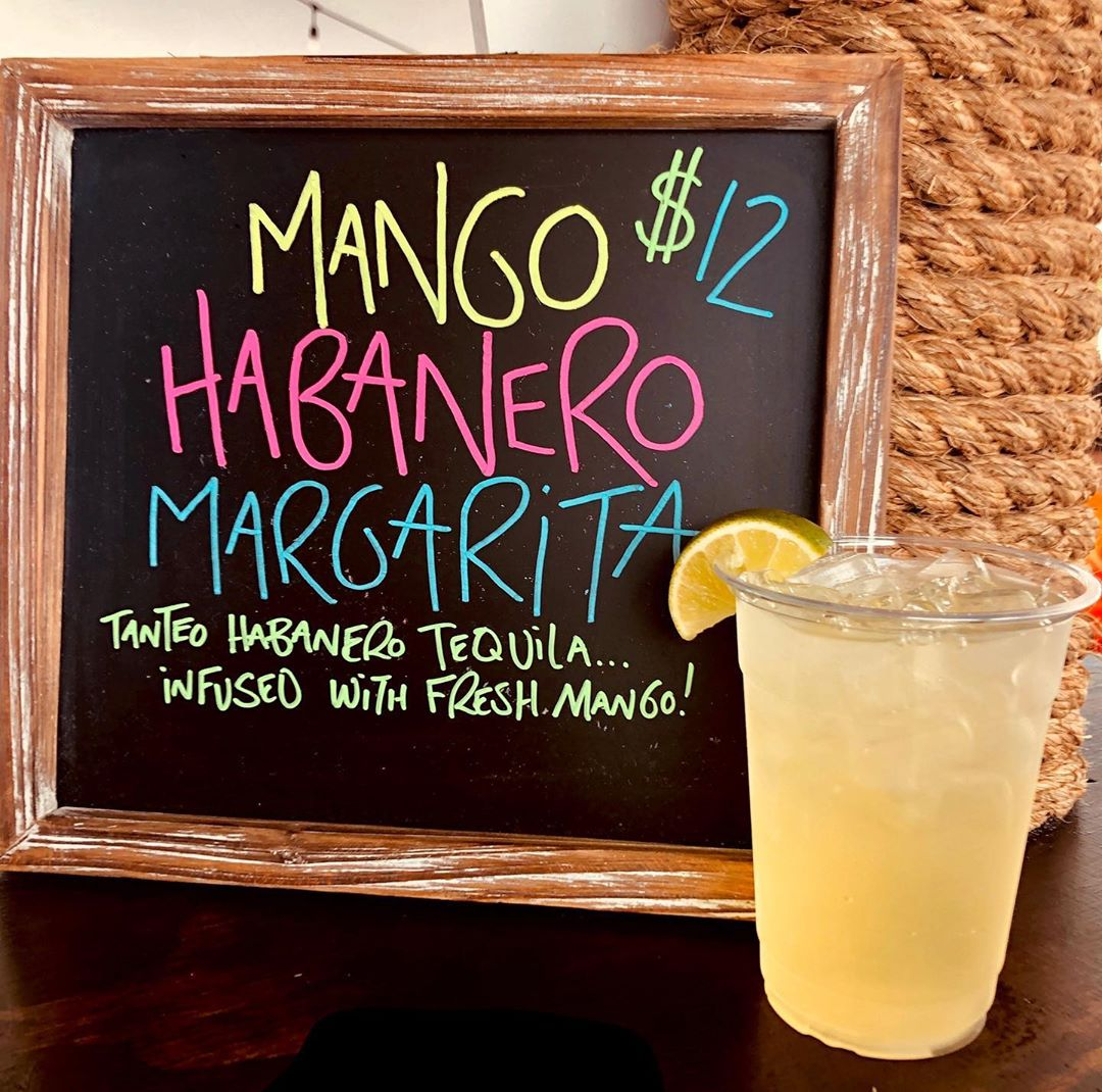 LBI Margarita Lovers! Starting off the Weekend with a Twist on the Classic Margarita…