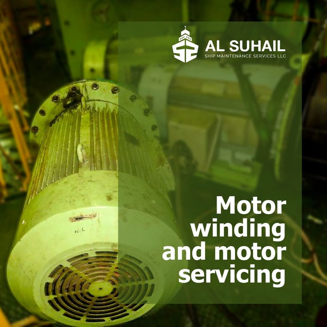 LBI Motor Winding and Motor Servicing.                               …