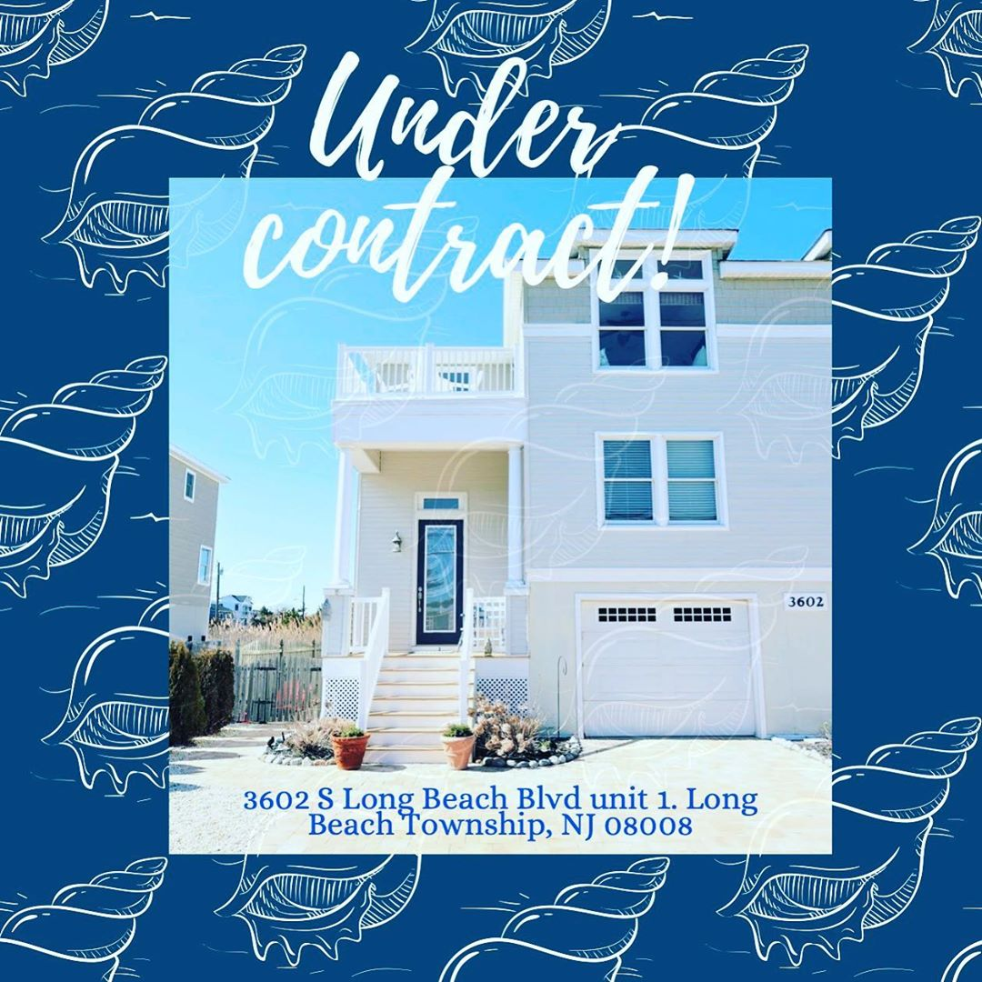 LBI Multiple offers and now Under Contract! Congrats to my sellers with their beauti…