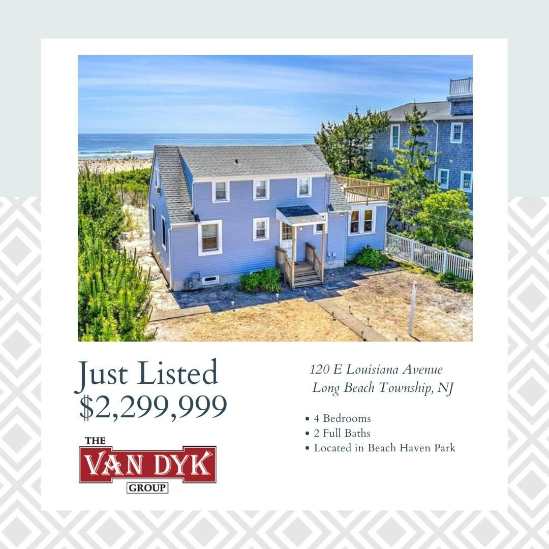 LBI NEW LISTING!  120 E Louisiana is an outstanding opportunity to design and build …