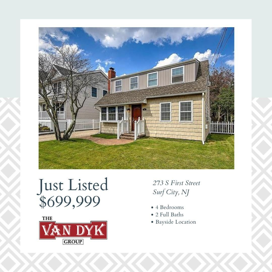 LBI NEW LISTING!  This home was updated in 2014 with a new kitchen, bathrooms, refin…