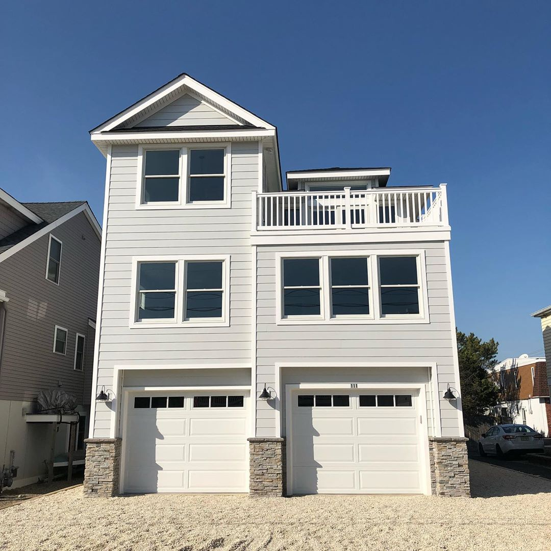 LBI Newest home for sale.  2500 sq ft 5 bedroom 3 1/2 bath home located at 111 s 1st…