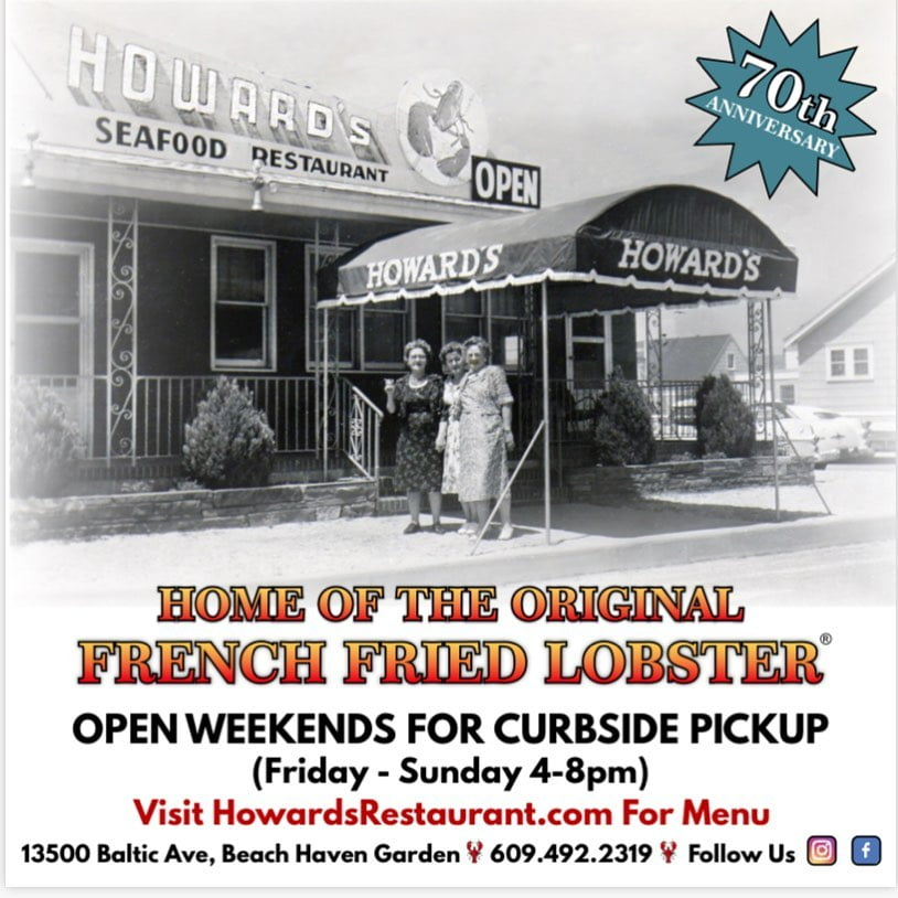 LBI Open today 4-8pm for curbside pickup! You can start placing orders by phone at 3…