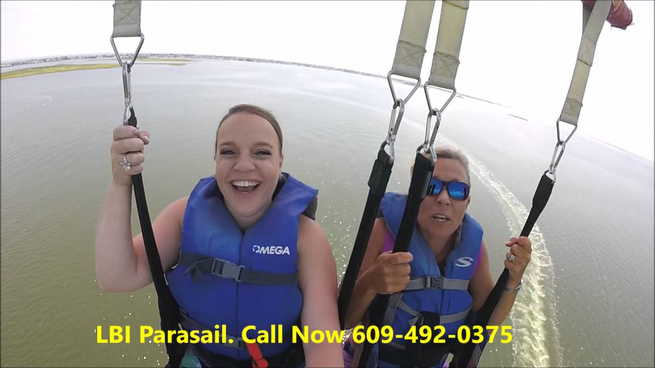LBI Parasail 2702 Long Beach Blvd. Beach Haven, NJ 08008 (609) 492-0375 #LBI