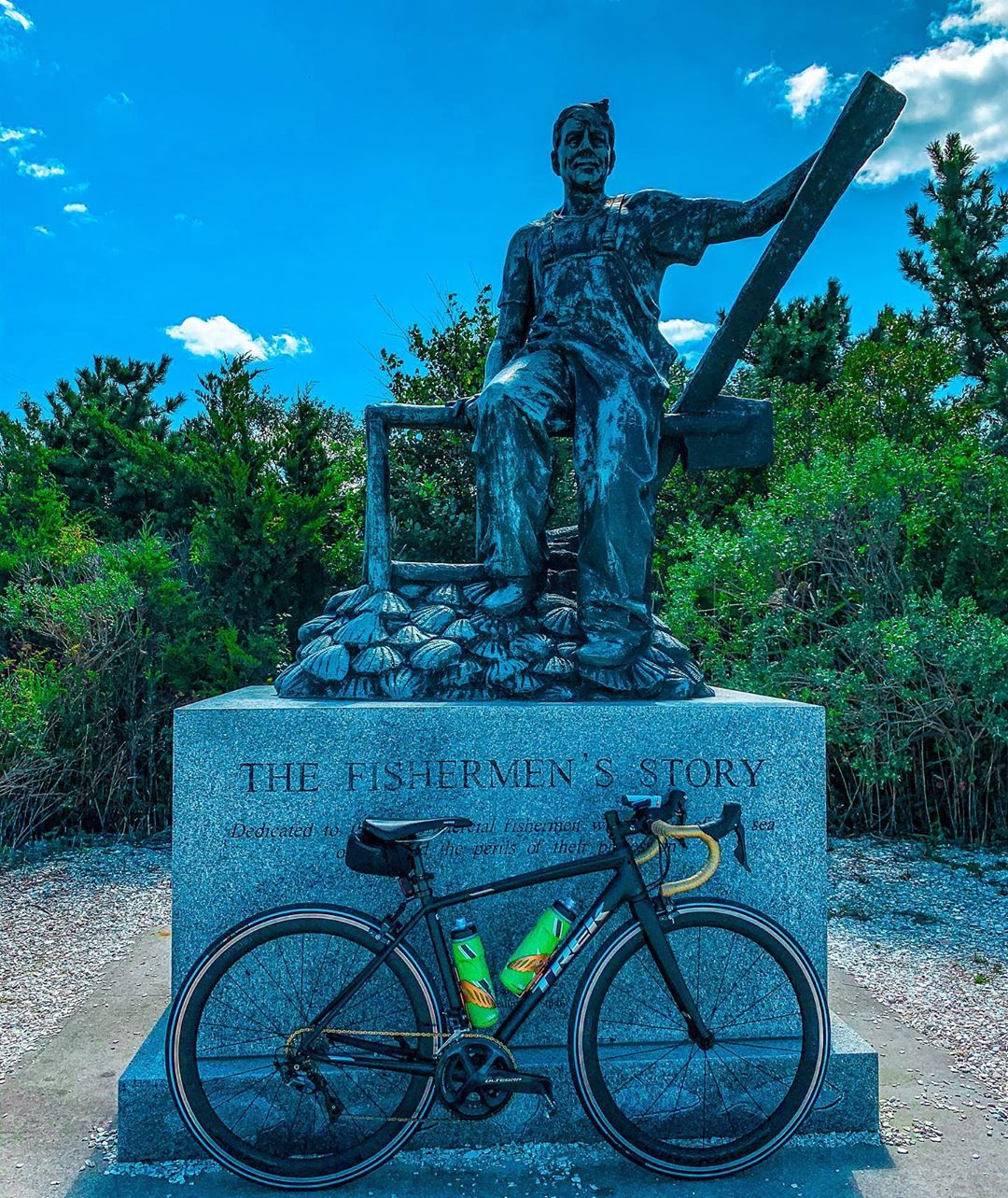 LBI Photo ops from today's 40.19mi L'Shana Tova Tip touching ride with Creepy B  and…