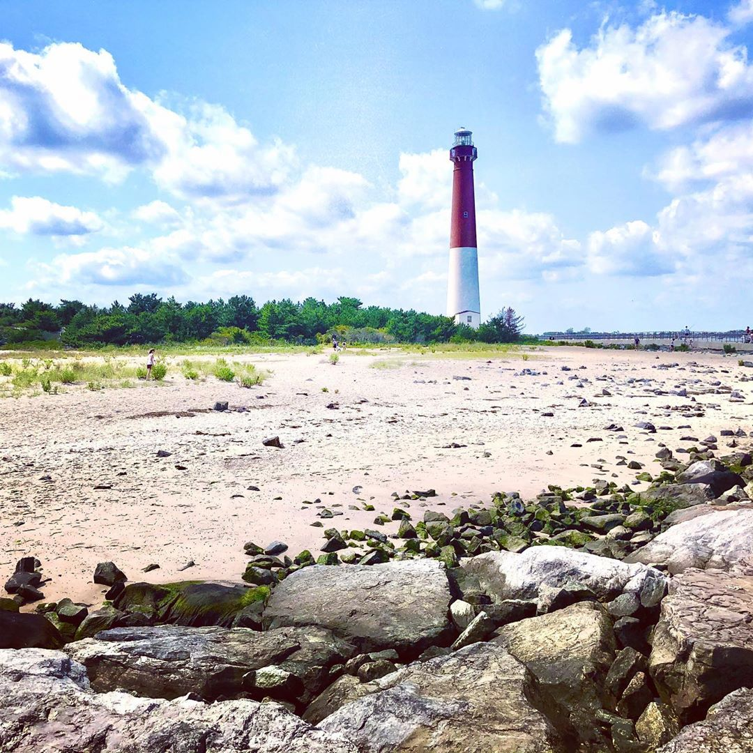 LBI Princetonista went daytrippin' to Barnegat Light on the Jersey Shore          …