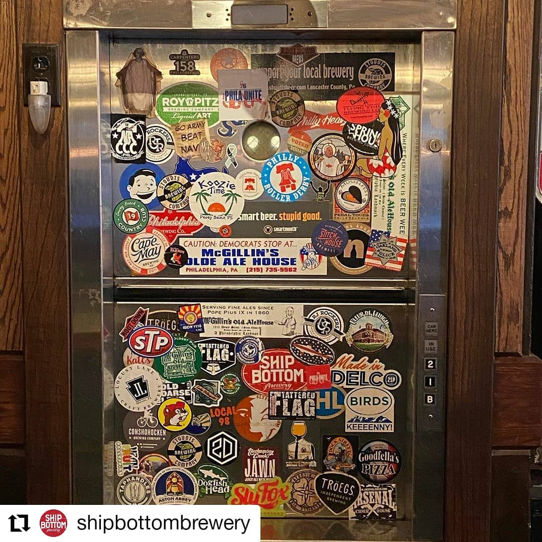 LBI RP    Delivery of our Imperial Pumpkin  Ale to McGillins Olde Ale House. Look  f…