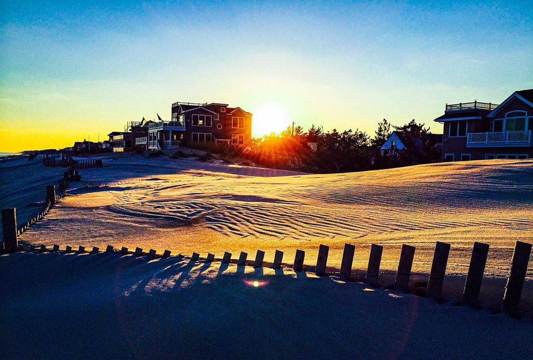 LBI Sadly Summer sunsets are winding down and starting earlier with each passing day…
