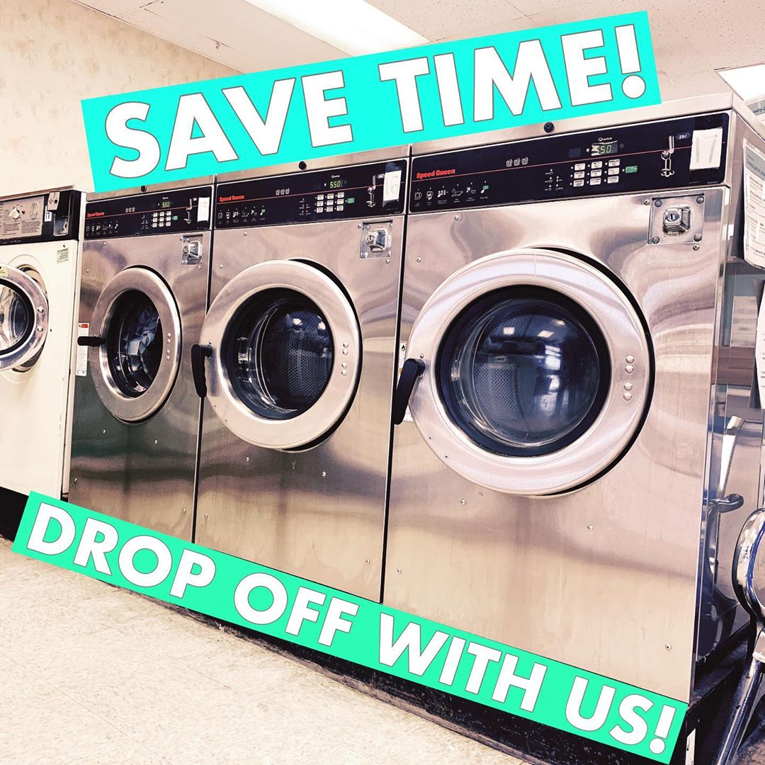 LBI Save time… Drop off your laundry with us.  We specialize in comforters!   . . …