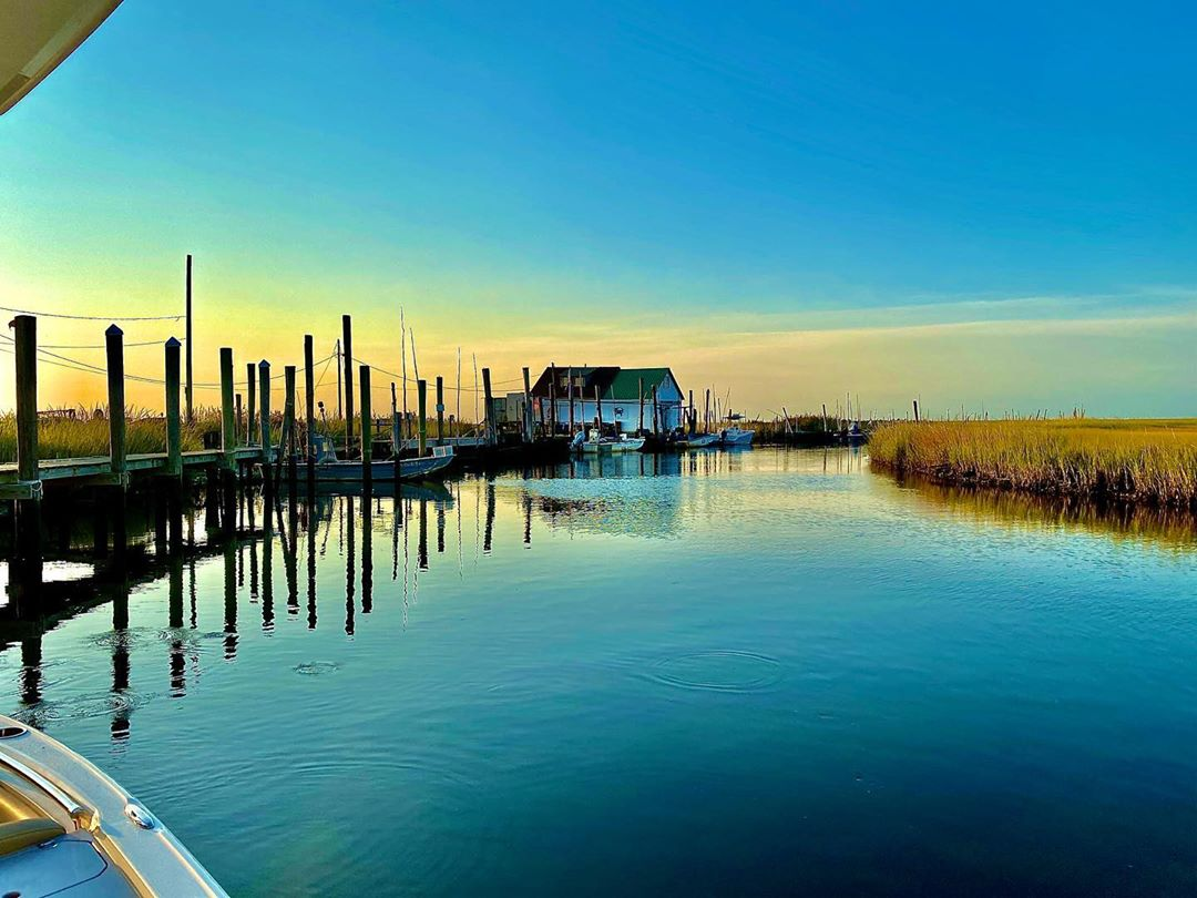 LBI Shack on the water.                          …