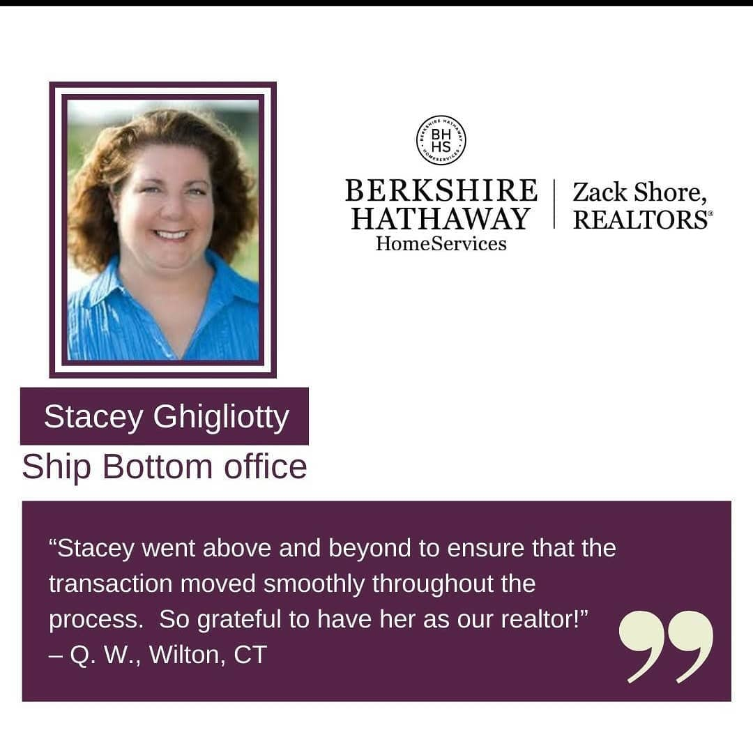 LBI So nice to get such wonderful feedback from clients!           …