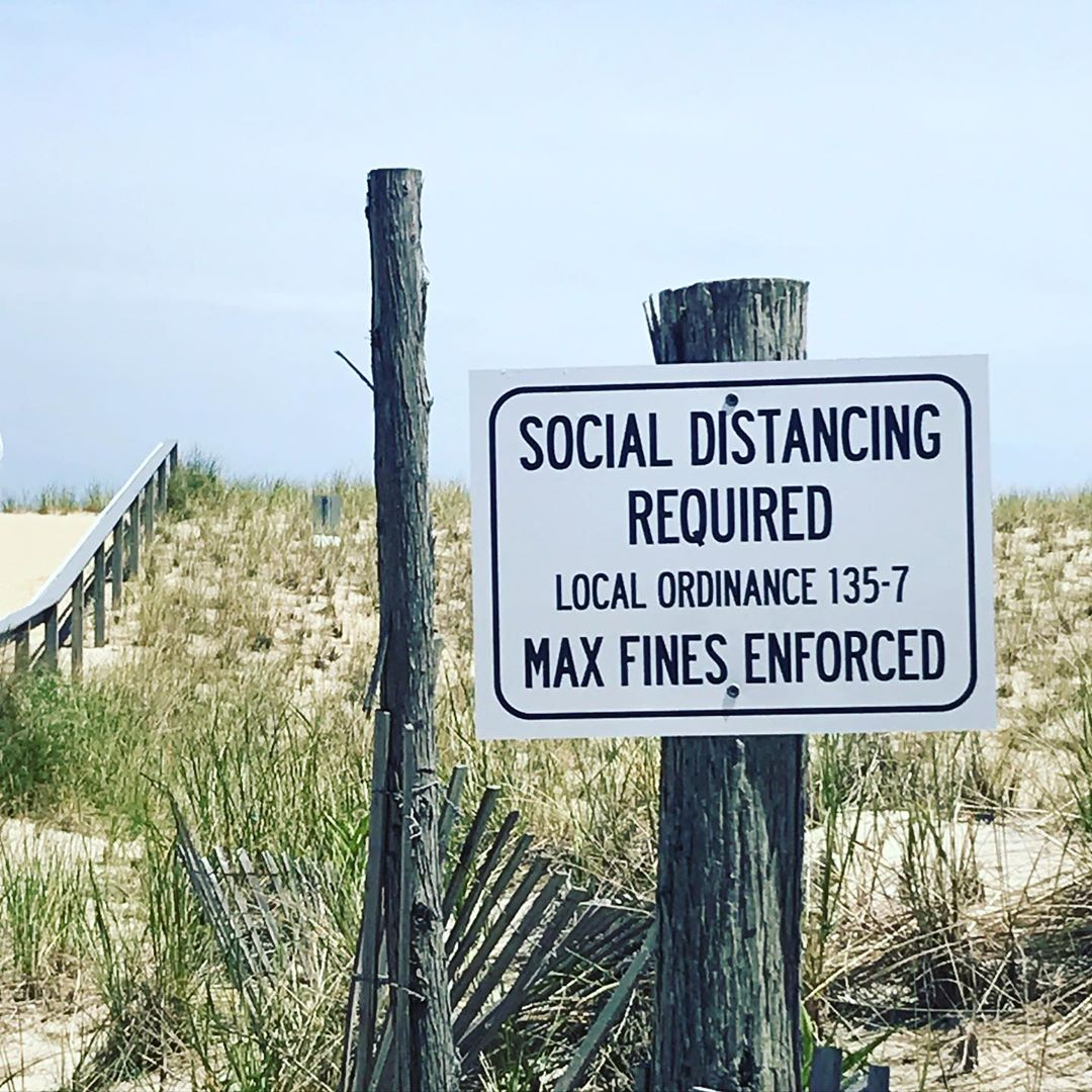 LBI Social Distancing Required     …