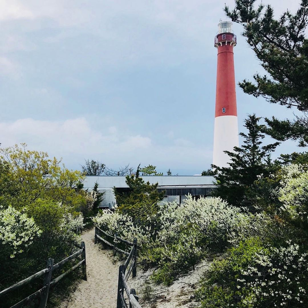 LBI Summer's peeking around the corner. What's the first place you're heading to whe…