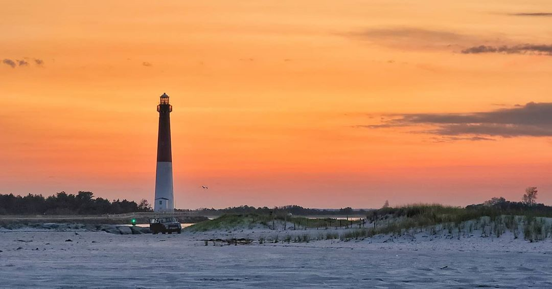 LBI Sunset at the Island Beach State Park!                        …