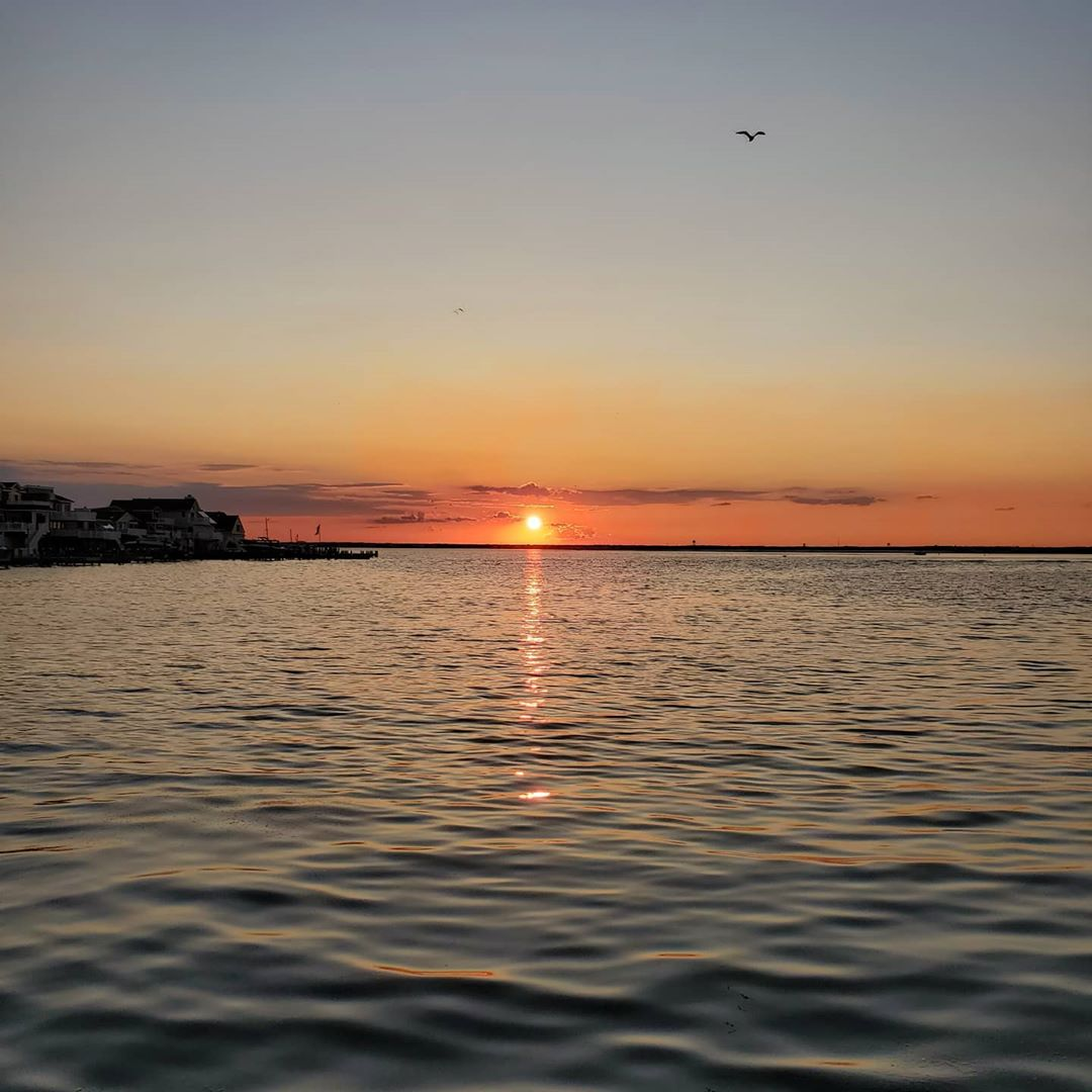LBI Sunsets are proof that no matter what happens, every day can end beautifully.  ….