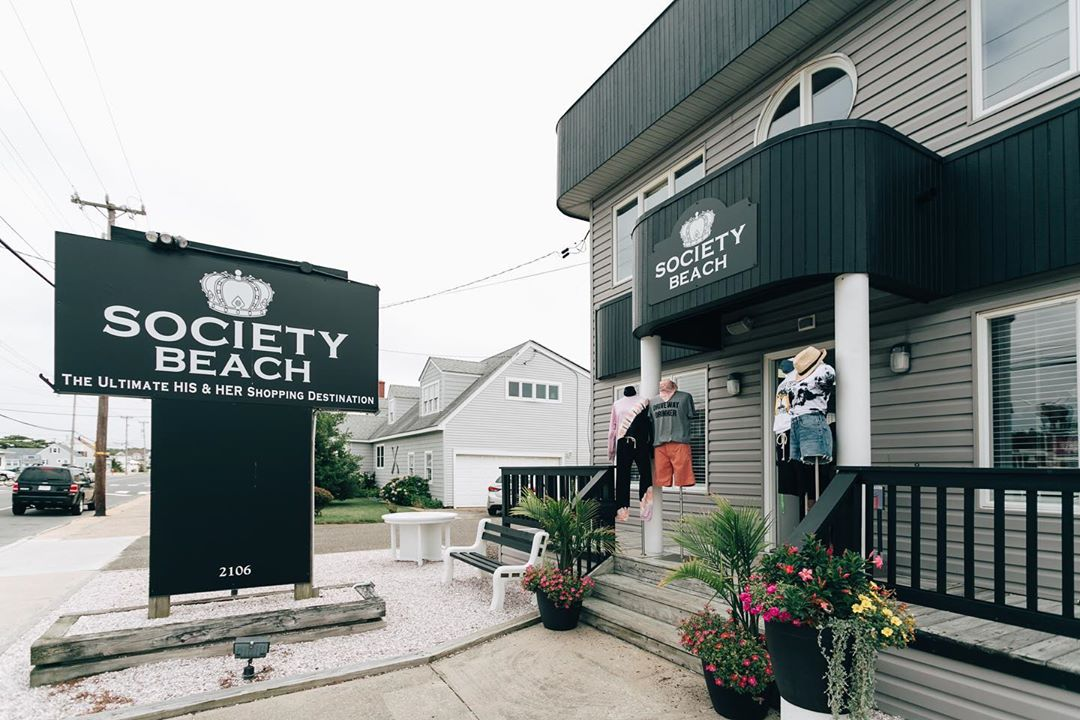LBI Surf City Business Feature! Society Beach is such a unique shopping destination …