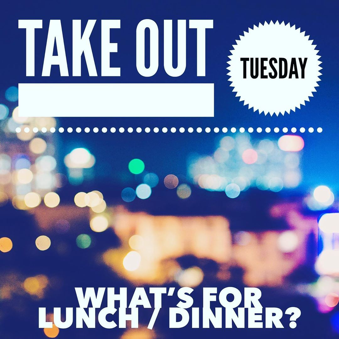 LBI Take out Tuesday What are you having for Lunch / Dinner on LBI today • •        …
