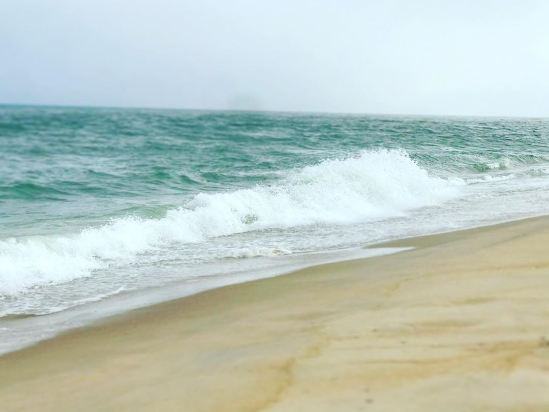 """LBI """"The heart of man is very much like the sea, it has its storms, it has its tides…"""