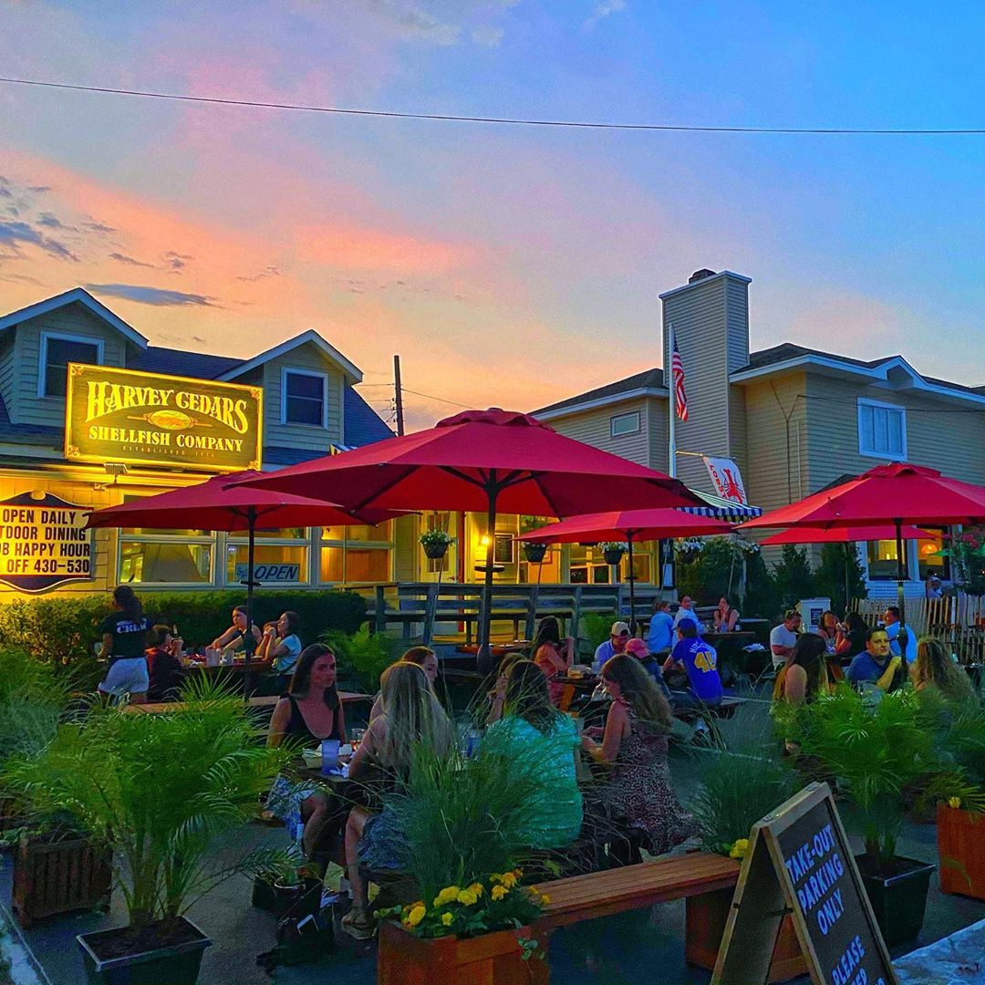 LBI The storm has passed & the sun is out! Join us for outdoor dining this evening b…