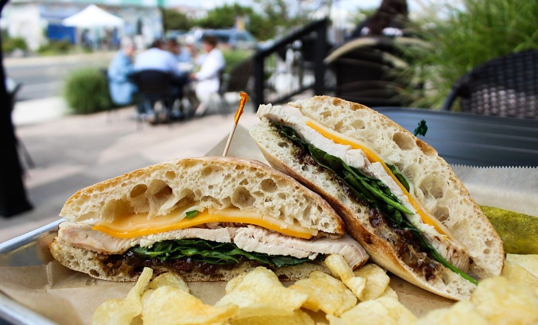 LBI This month's sandwich special is the most mouthwatering of all sandwich specials…