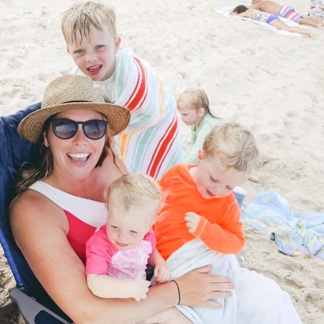 LBI This time last week we were lounging on a beach, on a vacation I was nervous abo…
