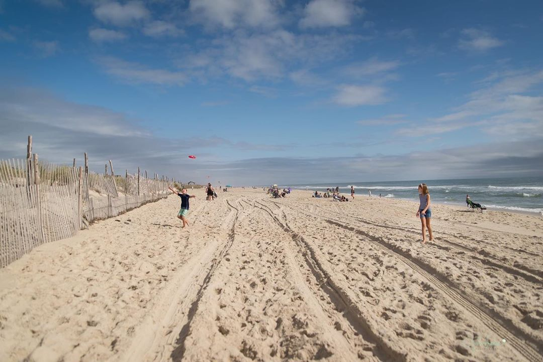 LBI Took advantage of what could very well possibly be one of our last warm weekends…
