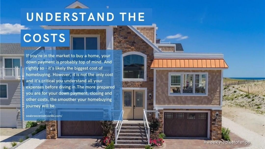 LBI Understand the costs of home buying is the first step. It may seem overwhelming …