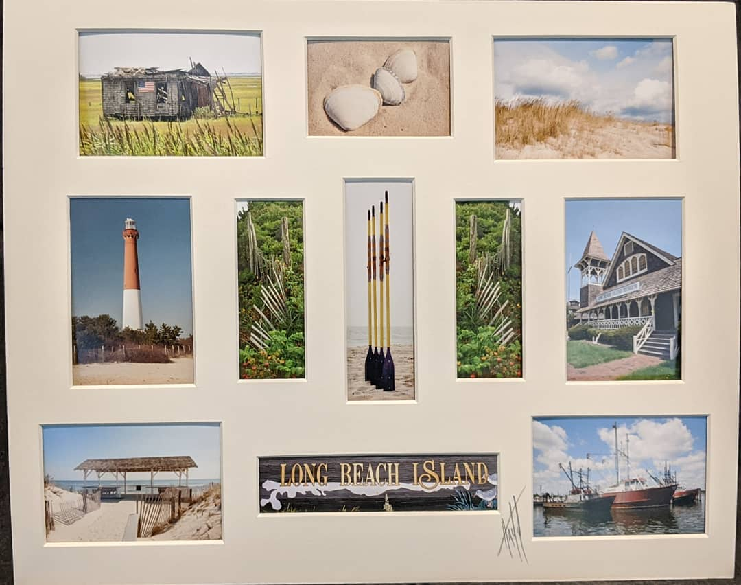 LBI Updated LBI collage!  Come see this and so much more at the Viking Village Craft…