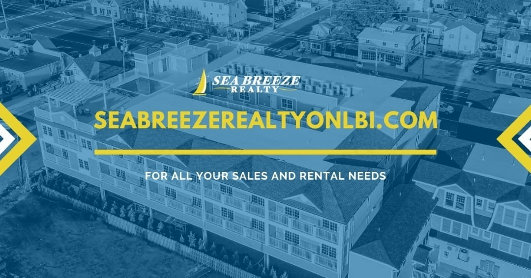 LBI Visit our website at: Seabreezerealtyonlbi.com/ For all your sales and rental ne…