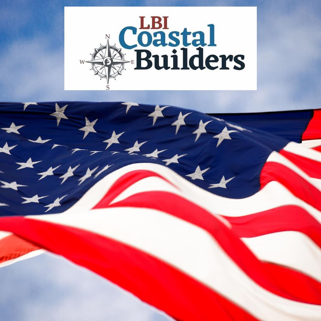 LBI We honor the red, white and blue! …