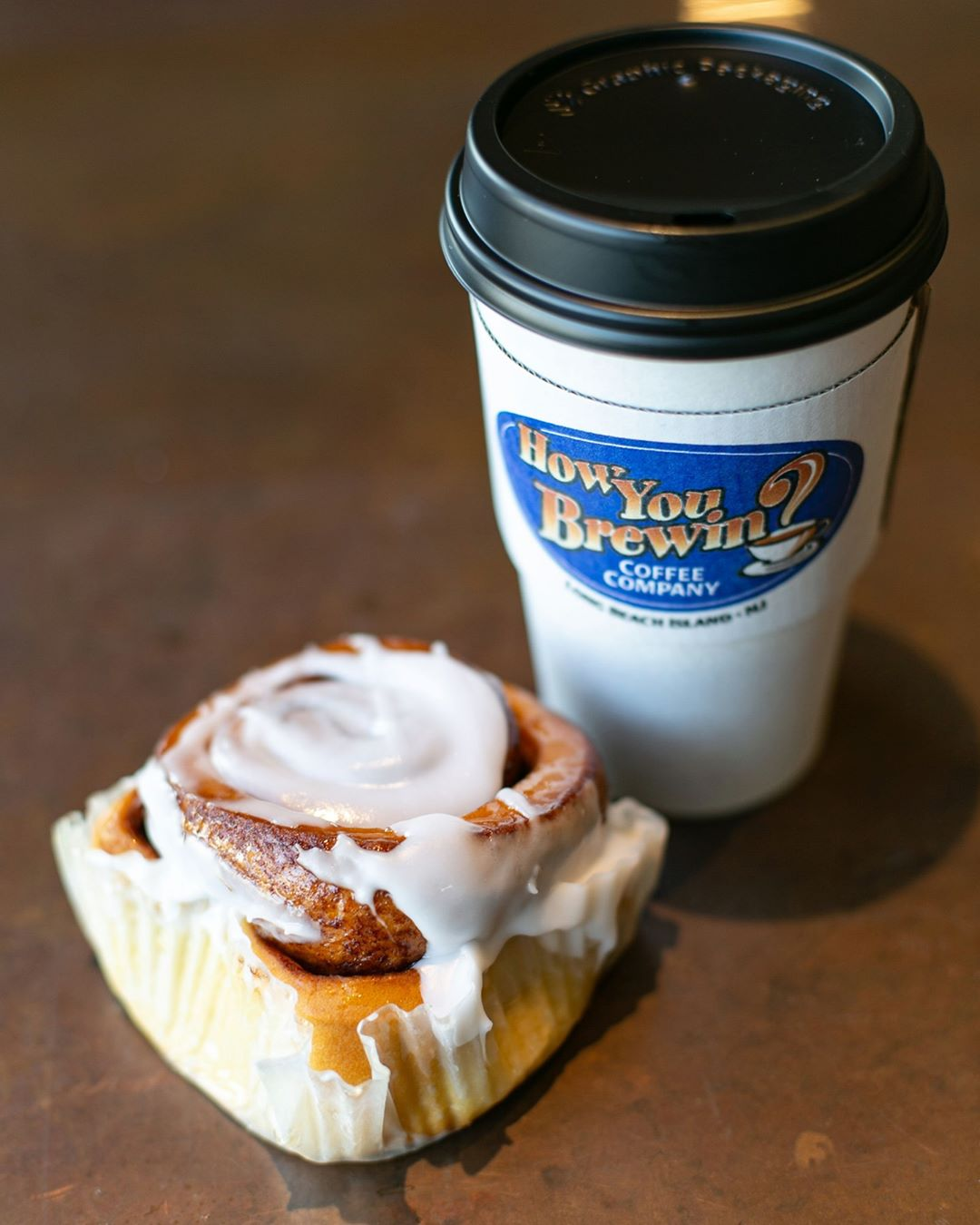 LBI We know National Cinnamon Roll Day isn't until October 4th, but we're just going…