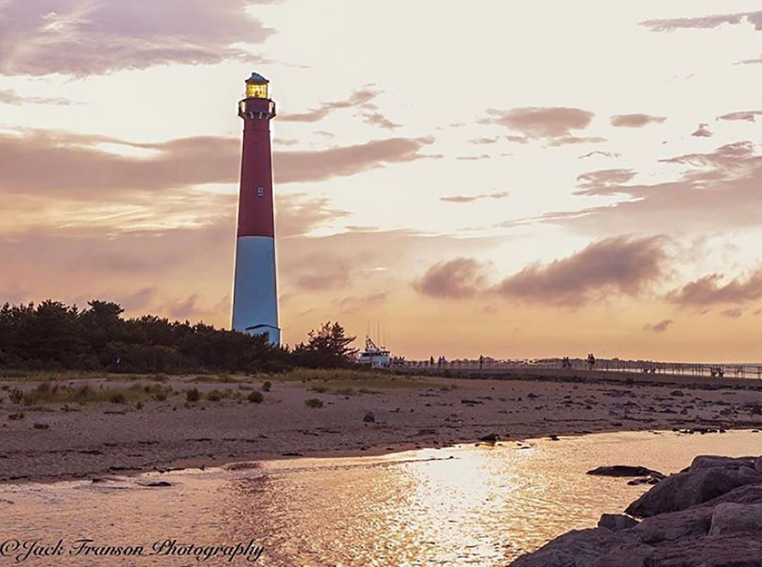 LBI We love to see Barnegat Light through your eyes… Remember to tag us in your lo…