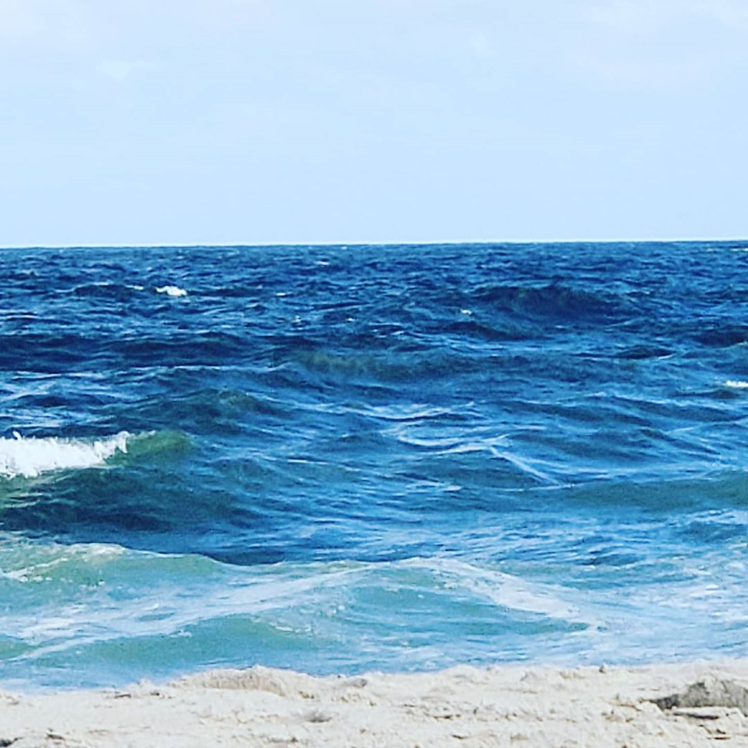 LBI Went back to the  beach, no pocket full of jelly fish. I did bury my twins as th…