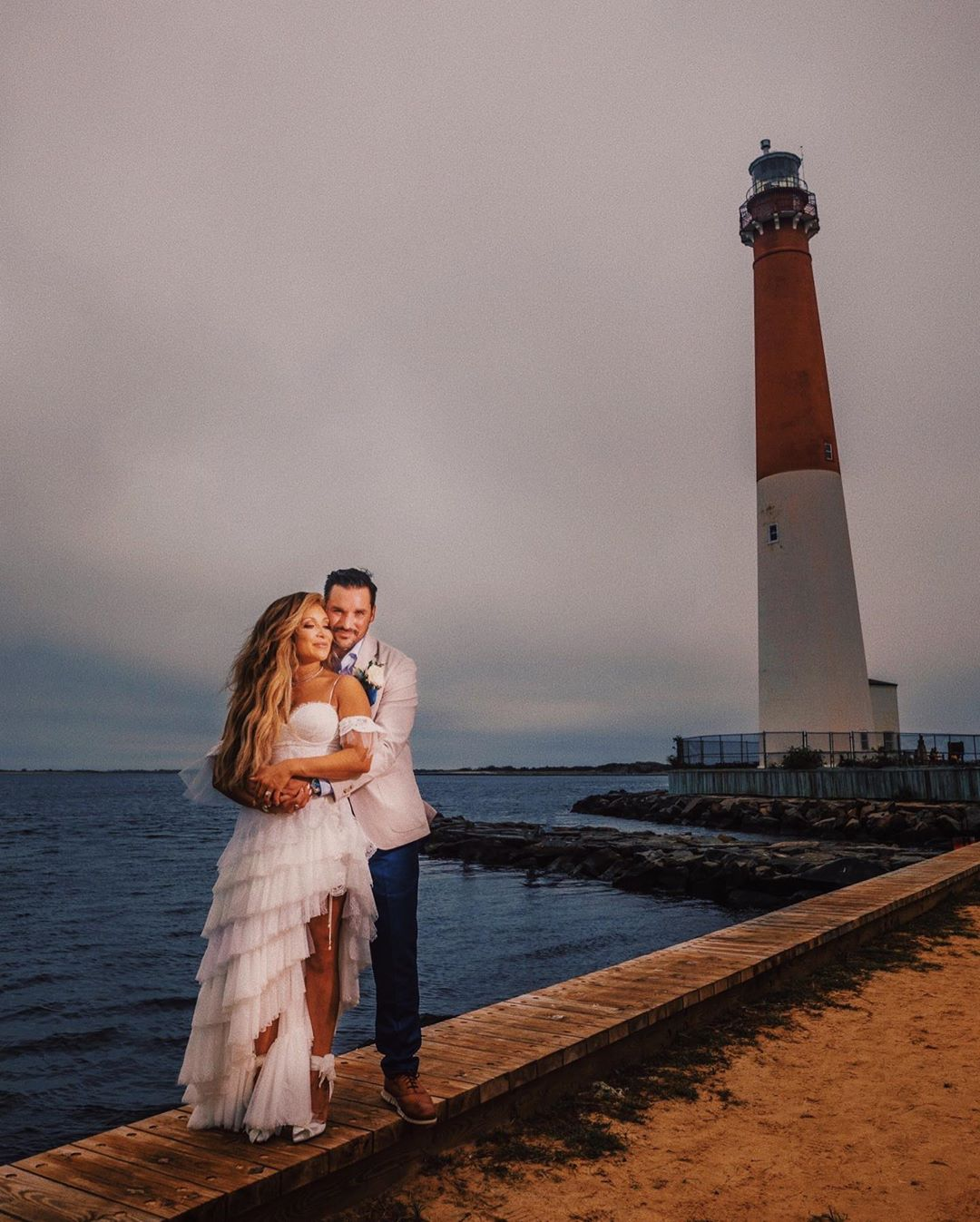 LBI We're just so happy to be getting busy again!  Nicole and Zachary were married t…