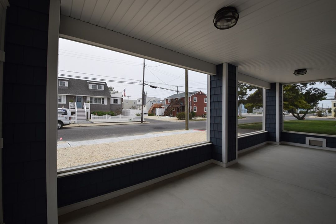 LBI With fall on the way imagine what life would be like in a screened porch in your…