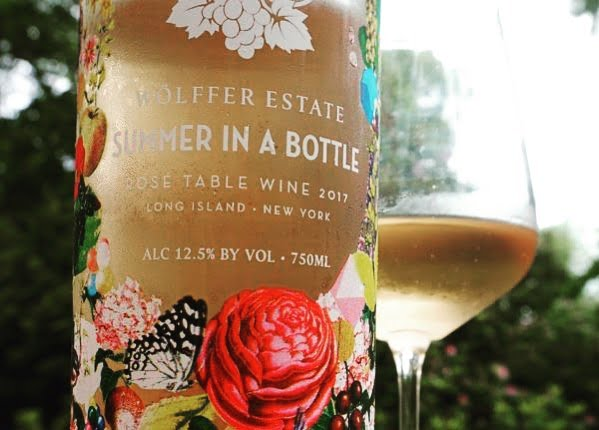LBI Wölffer Estate Summer in a Bottle BACK IN STOCK  Serve chilled, solo or as a com…