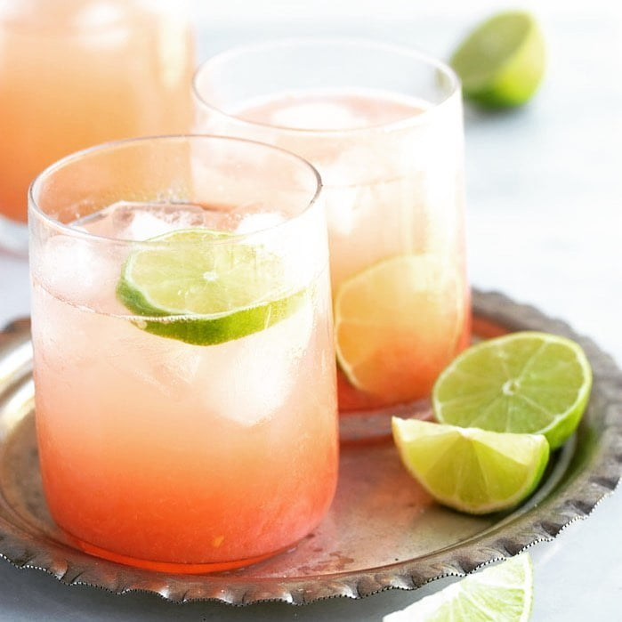 LBI World Paloma Day 2oz tequila 1/2oz lime juice Top with grapefruit juice & a spla…
